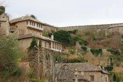 domowy stary ottoman Derwisz domowy Mostar blisko Dziejowy budynek w Bośnia, Herzegovina - Obraz Royalty Free