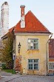 domowy stary Tallinn Obraz Royalty Free