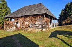 domowy stary Transylvania Obrazy Stock