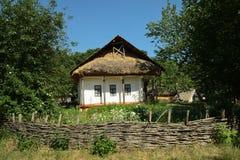 domowy stary ukranian Fotografia Stock