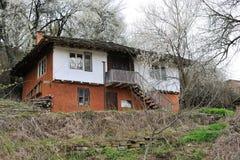 domowy stary wiejski Fotografia Royalty Free