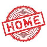 Domowy stemplowy gumowy grunge Zdjęcie Royalty Free