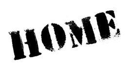 Domowy stemplowy gumowy grunge Obraz Royalty Free