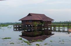 Domowy stylowy przypadkowy Tajlandia obraz stock