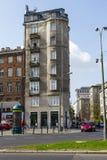 Domowy Sukertow przy Trzech Krzyzy kwadratem Zdjęcia Royalty Free