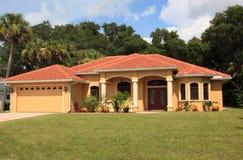 domowy tropikalny Fotografia Stock
