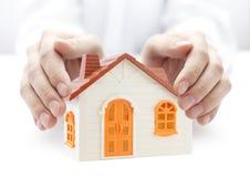 domowy ubezpieczenie Obrazy Stock