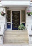 Domowy wejście Zdjęcia Royalty Free