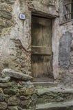 Domowy wejście w Liguria Zdjęcia Stock