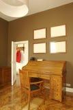 domowy wewnętrzny biurowy pokój Zdjęcia Stock