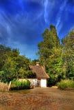 domowy wiejski Fotografia Royalty Free