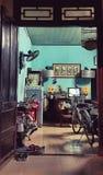 Domowy wnętrze w Wietnam obrazy royalty free