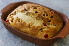 Domowy wypiekowy chleb Obrazy Stock