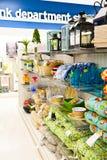 Domowych towarów sklep: Plenerowe Żywe rzeczy Fotografia Stock
