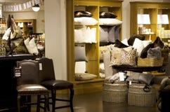 Domowych towarów sklep Obrazy Royalty Free