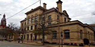Domstol för Little Rock Förenta staternakonkurs royaltyfri bild