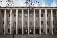 Domstol i Porto Royaltyfria Foton