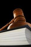 domstolgavel Arkivbild