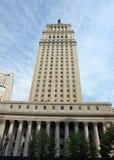 domstolsbyggnad Arkivbild