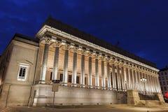 Domstolsbyggnad i Lyon Fotografering för Bildbyråer
