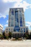 domstolsbyggnad i stadens centrum florida orlando Arkivbilder