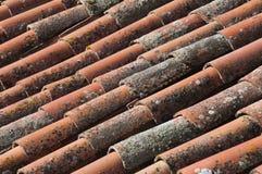 Domu stary dach Zdjęcia Royalty Free