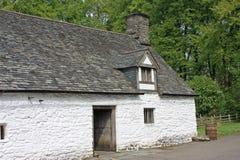 Domu wiejskiego budynek Zdjęcia Royalty Free
