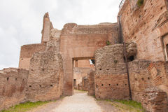 Domus Augusti Royalty Free Stock Photography