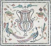 Domus de las alfombras de piedra de Ravena, Italia Imágenes de archivo libres de regalías