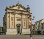 Domus dei et porta coeli, Cittadella Royalty Free Stock Photos