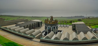 Domus Galilaeae &#x28 ; Chambre de Galilee&#x29 ; Monastère Photo libre de droits
