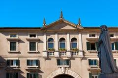 Domus Nova or Palazzo dei Giudici - Verona Italy Royalty Free Stock Photo