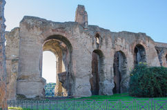 Domus Severiana Royalty Free Stock Photography