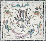 Domus of the Stone Carpets of Ravenna, Italy Royalty Free Stock Images