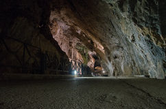Domusnovas, di San Giovanni de Grotta Foto de archivo