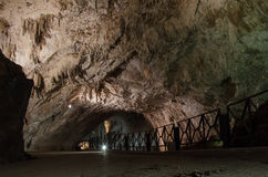 Domusnovas, Grotta di San Giovanni Royalty Free Stock Photography