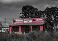 Domy i budy w Wschodnim przylądku Południowa Afryka Obrazy Royalty Free