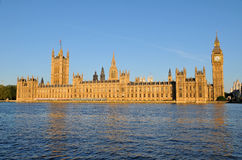 Domy Parlament Fotografia Royalty Free