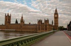 Domy Parlament Obraz Stock