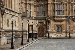 Domy parlament Zdjęcie Stock