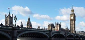 Domy parlament Fotografia Stock