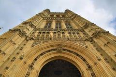 Domy Parlament, Big Ben, Londyn, Anglia Zdjęcia Stock