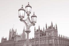 Domy parlament, Londyn zdjęcia royalty free