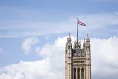 Domy parlament; Londyn zdjęcia stock