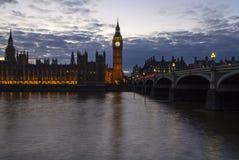 Domy parlament w Londyn Obraz Stock