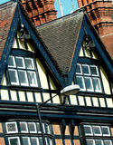 domy po angielsku Obraz Royalty Free