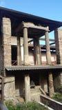 Domy Pompeii Fotografia Royalty Free