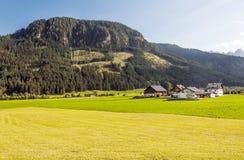 Domy w Austria Obrazy Royalty Free