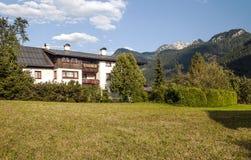 Domy w Austria Obraz Royalty Free