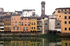 Domy w Florence Fotografia Stock